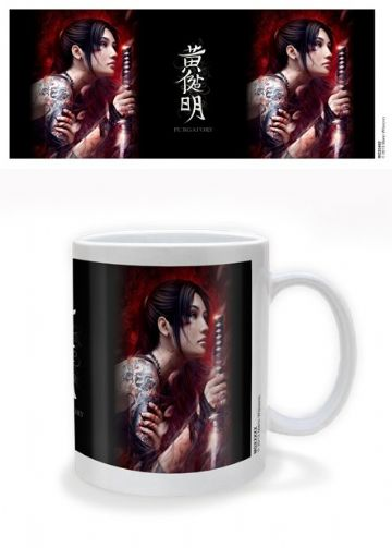 mario wibisono ~ purgatory mug ~ officially licensed